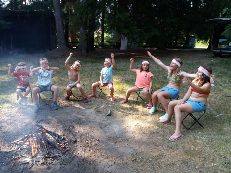 letní dětské tábory 2019 teplice