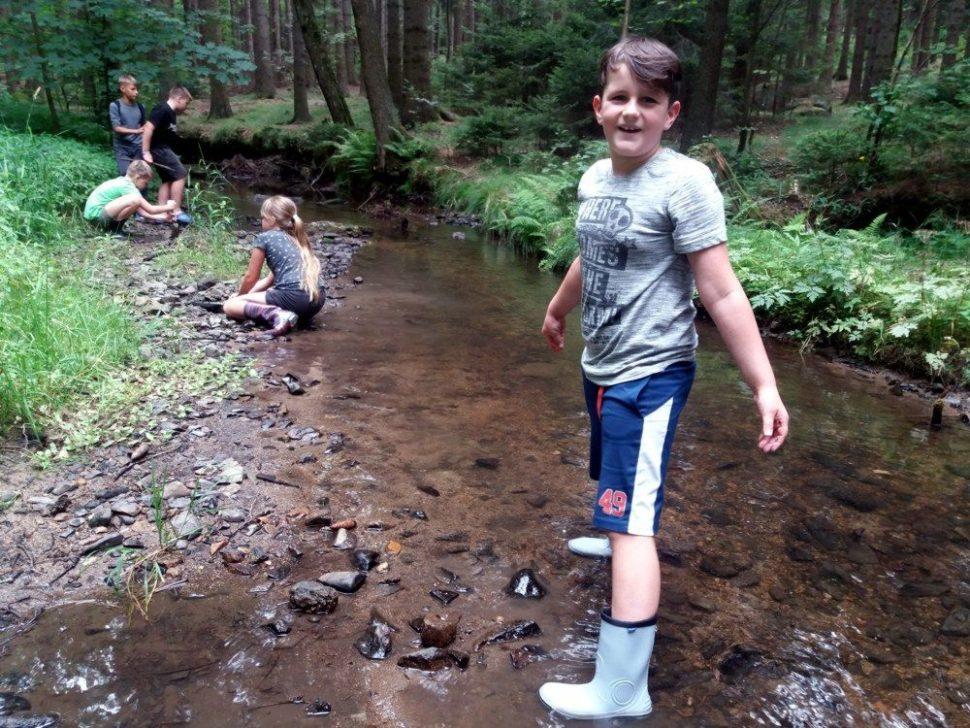 letní dětský tábor 2020 dobrodružství