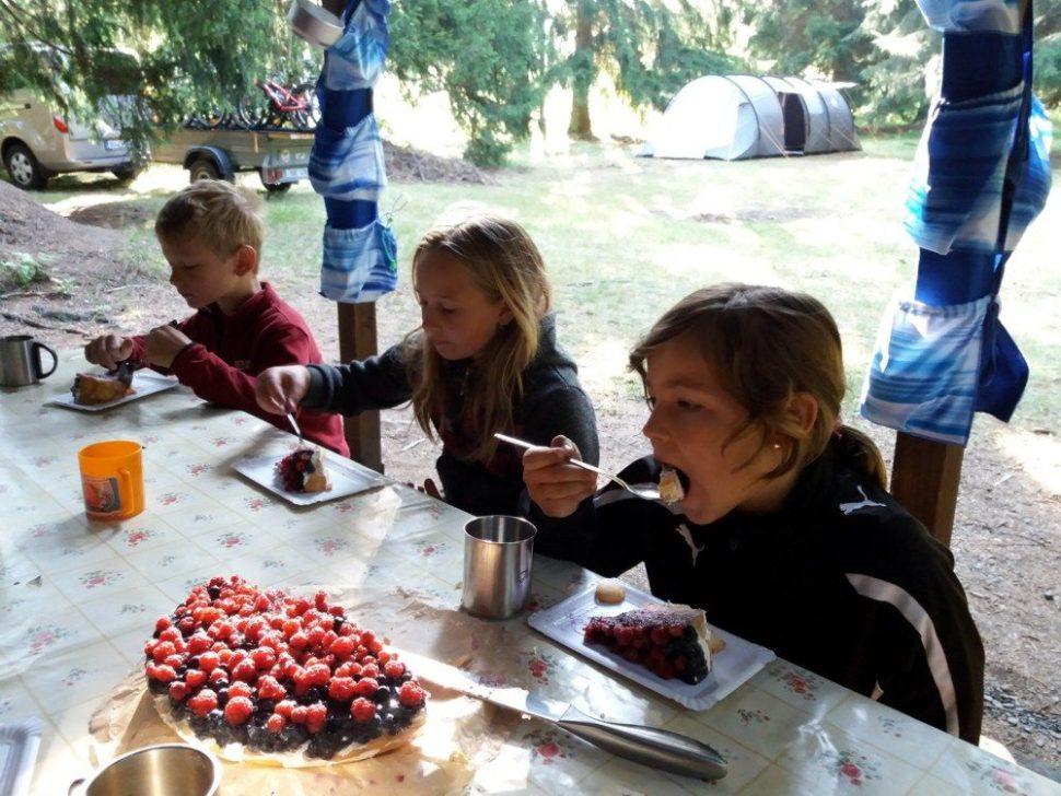 letní dětský tábor 2020 sladké pokušení